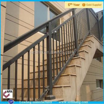 Removable Stair Handrails/deck Hand Rails/cast Railing ...