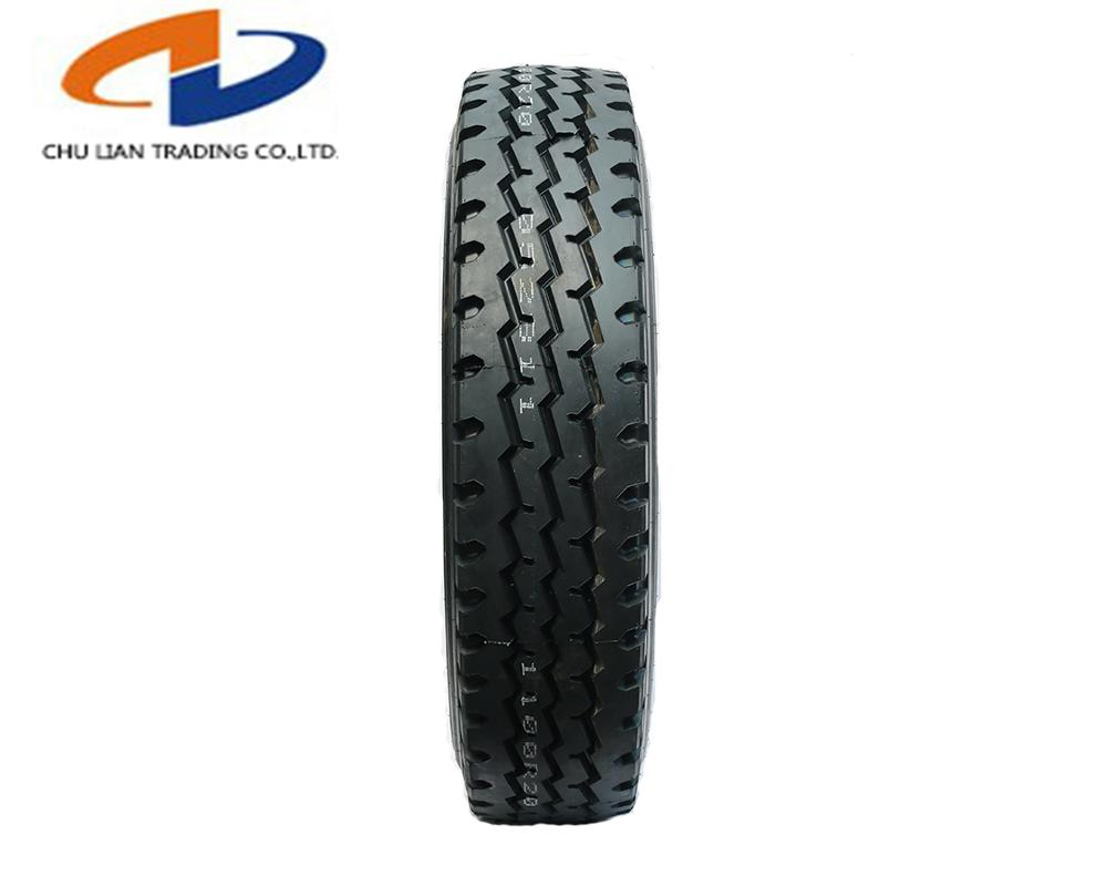China Best Price GT268 11R22.5 Tubeless Tire with SNI Certification