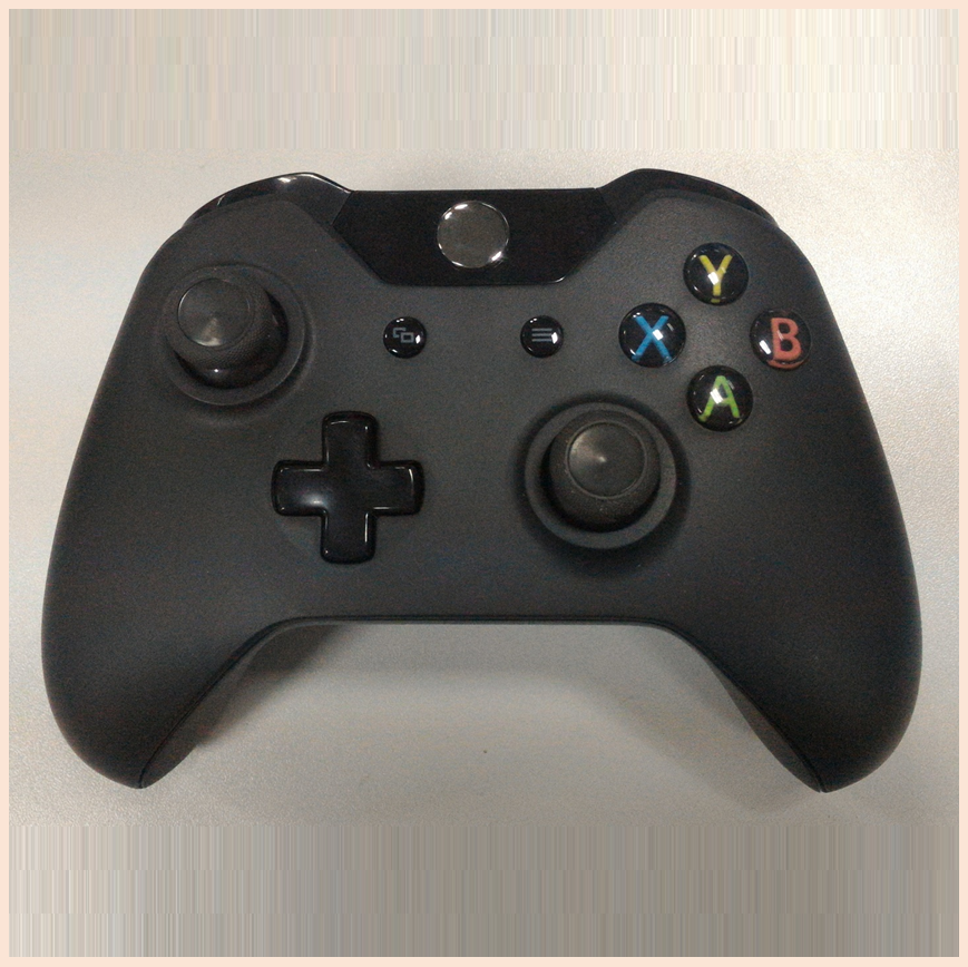 Wireless game controller for X-1