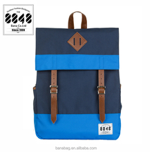 Wholesale Cheap High Quality Navy & Blue Pretty Hiking Motorcycle Backpack Camping