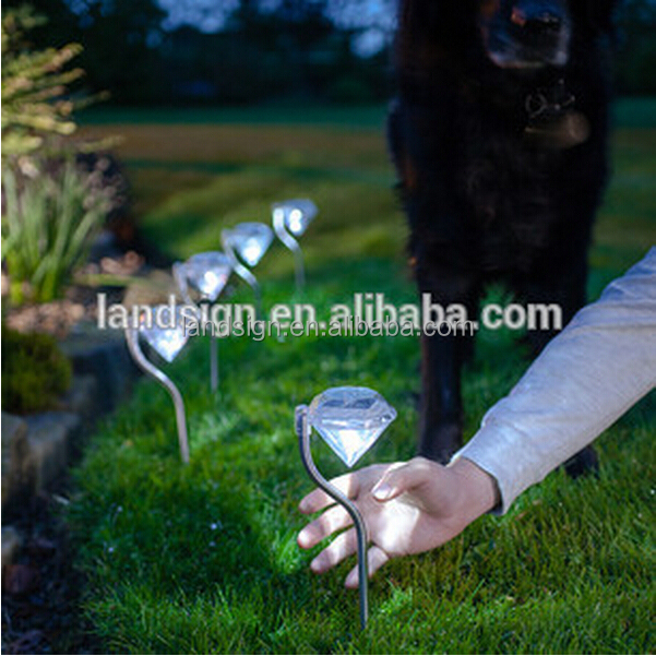2015 Outdoor Garden Lighting Line Solar Cell Garden Lamp For ...