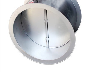 Good quality ventilaion round hvac air duct damper