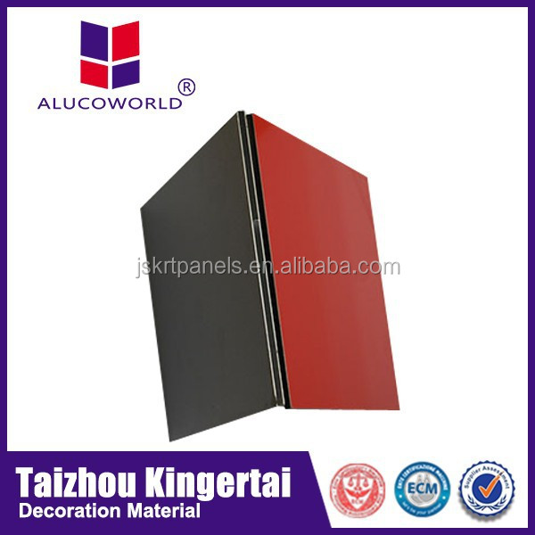 2014 modern Popular Alucoworld high quality laser design external cladding exposed
