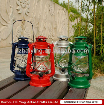 led hurricane lantern for garden home decoration buy led hurricane