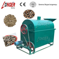 Multifunctional Sesame/Sunflower Seed/Peanut Roasting Machine