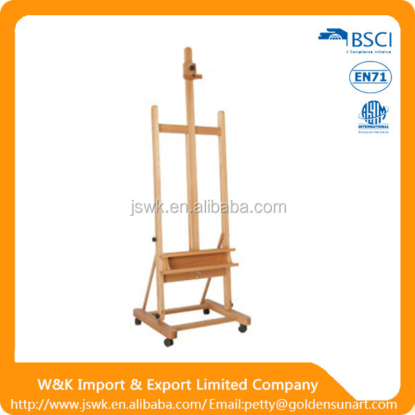 Trustworthy China Supplier French Easel With Palette