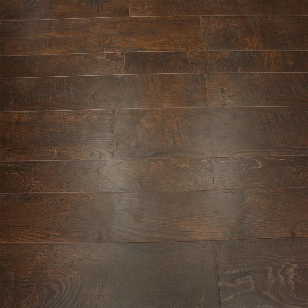 wood laminate pd barrel plank style ft flooring shop selections hickory w floors x l in handscraped