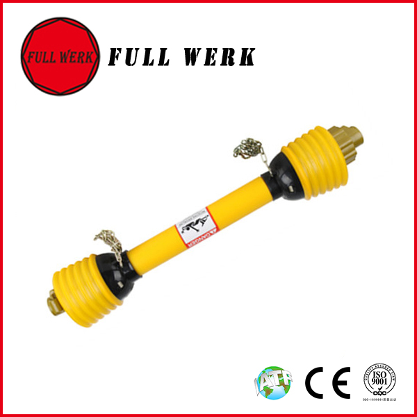 Agricultural machinery tractor bush hog pto shafts