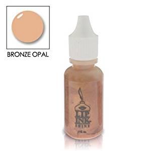 LIP INK Vegan Tinted Lip Moisturizer Bottle - Bronze Opal