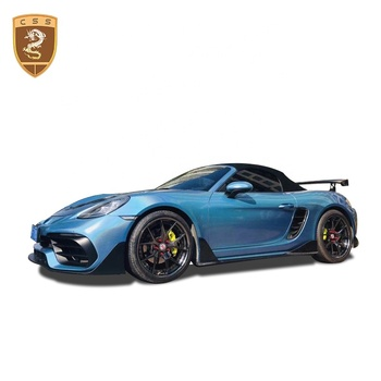 Auto Front Bumper Body Kits Suitable For Porsche 718 Boxster Upgrade Body Parts Buy Suitable For Porsche Body Kitsuitable For Porsche Body