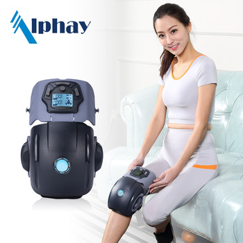 TV home shopping vibrating knee warmer massager for direct selling