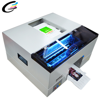 Time Saving Whole Pack Supply PVC Plastic ID Card Printer Card Printing Machine