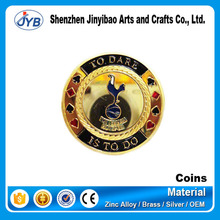 custom various game play coins metal make casino coin