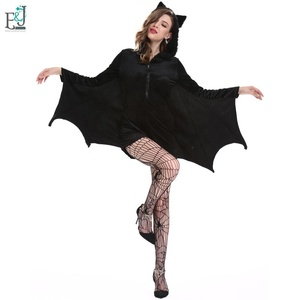 Plus-size Halloween bat costume cosplay role play sexy vampire female bat man costume Cosplay
