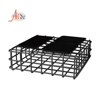 Modern design new center decorative iron side table metal frame coffee table