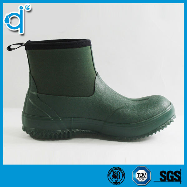 Neoprene Waterproof Garden Ankle Boots For Women Buy Garden