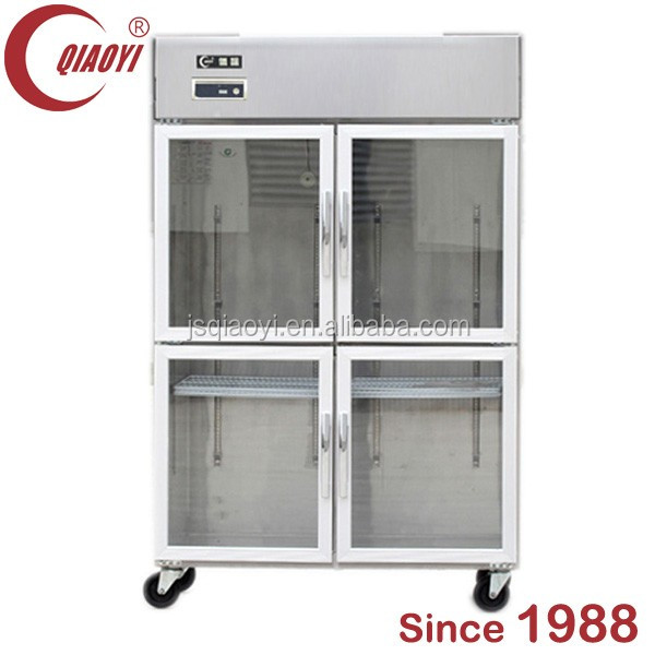 QIAOYI C1 Four Door Bakery Showcase