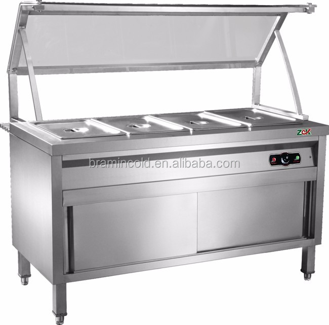 how to clean bain marie
