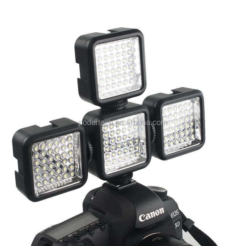 W36 36 LED Video Light Camera Lamp Light Photo Lighting For Camera Camcorder MW