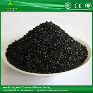 Water treatment chemical granular activated carbon for oil refinery/waste water treatment