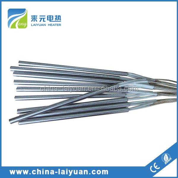 High Performance Cartridge Heater Pipe