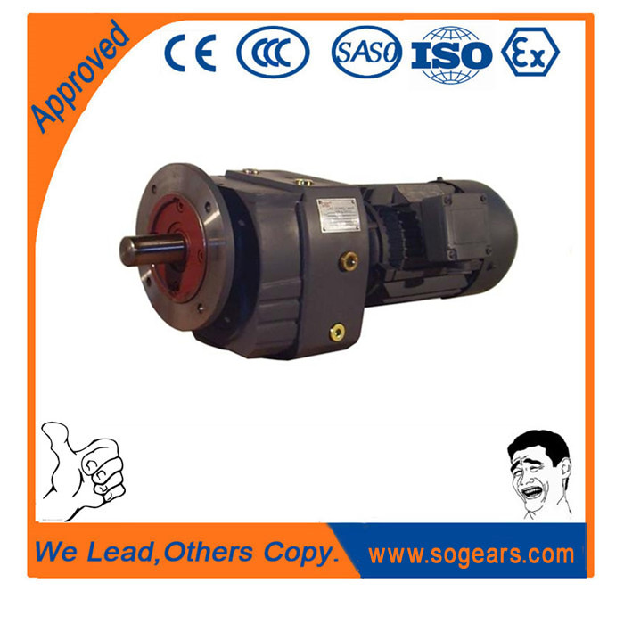 High bearing capacity and high torgue gearbox ratio 1:2