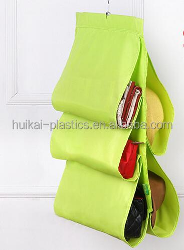 Fabric Wall Hanging Storage Organizer/hanging Fabric Wall Storage Bag