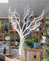 factory price high quality artificial white dry tree branch coral