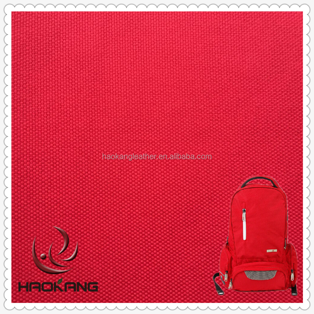 600d waterproof cloth material fabric for bag