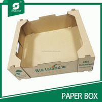 WEIGHT BEARING CARTON BOXES FOR MANGOES FRUIT AND VEGETABLE