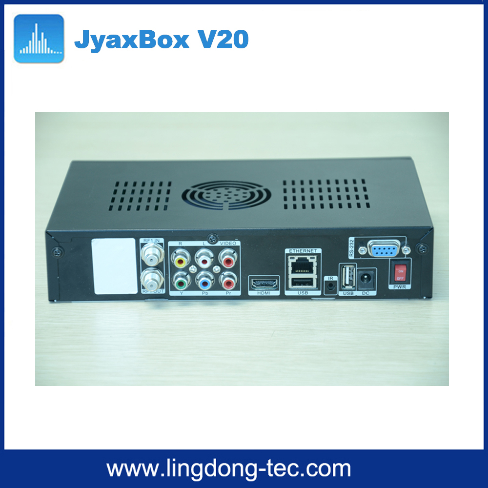 jb200 8psk <strong>tuner</strong> and jyazbox / jyaxbox v20 arabic iptv turbo for North america