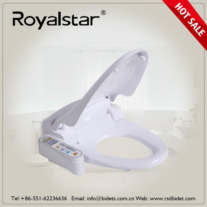 Automatic Self cleaning Bidet Toilet Seat Sanitizer SprayToilet