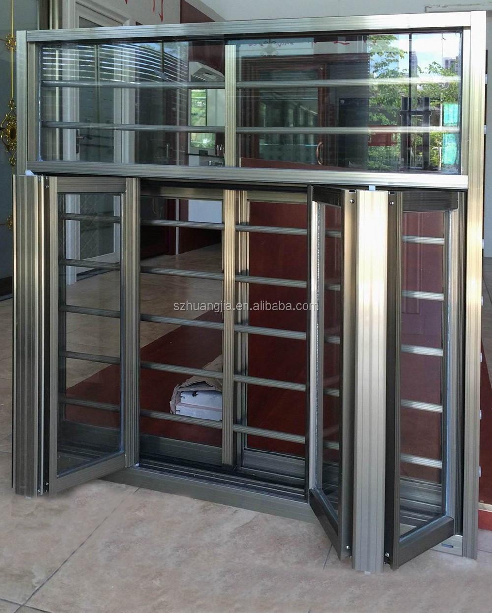 2017 Window Grills Design For Sliding Windows