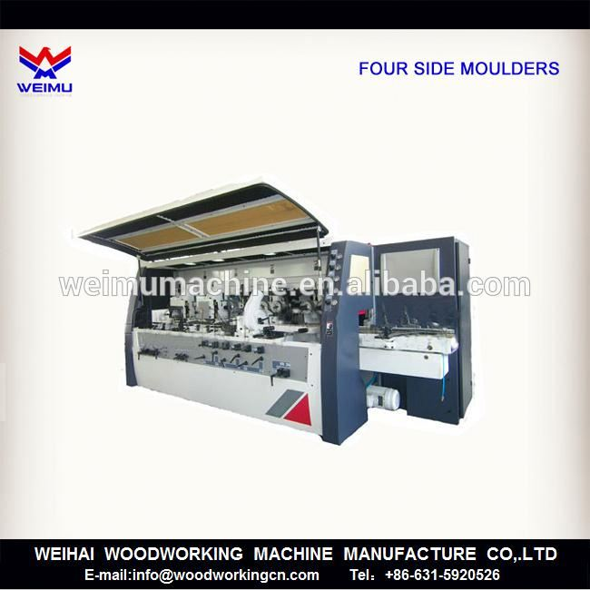 high quality woodworking four sided planer from final manufacture