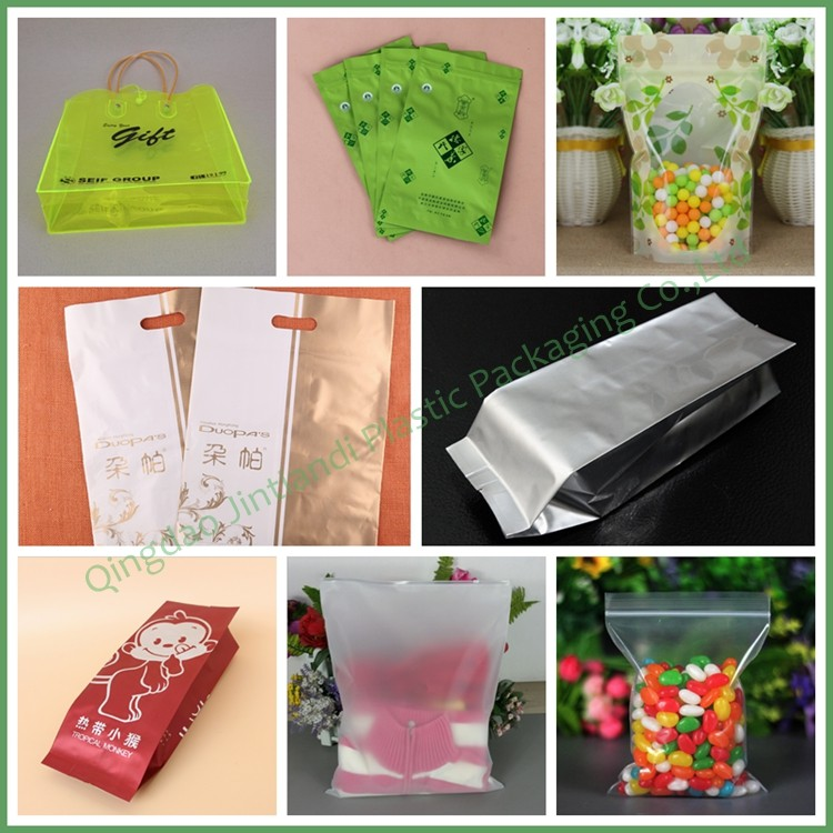 Custom made printed colored embossed plastic pesticide / farm chemical packaging PVA water soluble bag