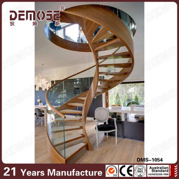 Upscale Villa Spiral Staircase Treads Winding Staircase   Buy  Staircase,Winding Staircase,Spiral Staircase Treads Product On Alibaba.com