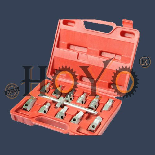 Oil Drain Plug Key Set 12pc