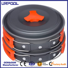 Camping Riding Equipment,hot new aluminium Outdoor Cooking pots 2 person Camping Cookware