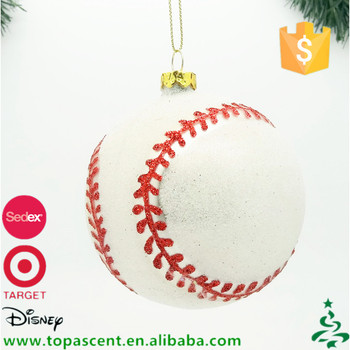 Promotional Hand Blown Stained Glass Baseball Sports Christmas Tree  Ornaments From China Factory - Buy Baseball Christmas Tree Ornaments,Sports  Christmas ... - Promotional Hand Blown Stained Glass Baseball Sports Christmas Tree