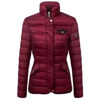 Custom Made High Quality Winter Warm Quilted Down Jacket For Women Custom Jackets