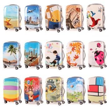 Hardshell Trolley China Factory Kids Luggage Set - Buy ...
