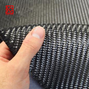 Widely use woven carbon cloth carbon fiber plain, twill, satin weave woven fabrics