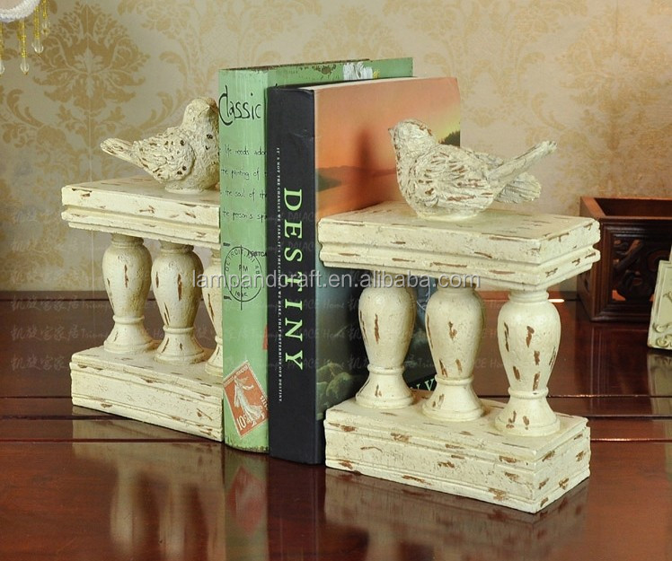 Turkey Wholesale Bookends Handicrafts Antique Resin Horse Head