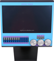 Dreamax expert lighting console touch wing ,pc dmx light control