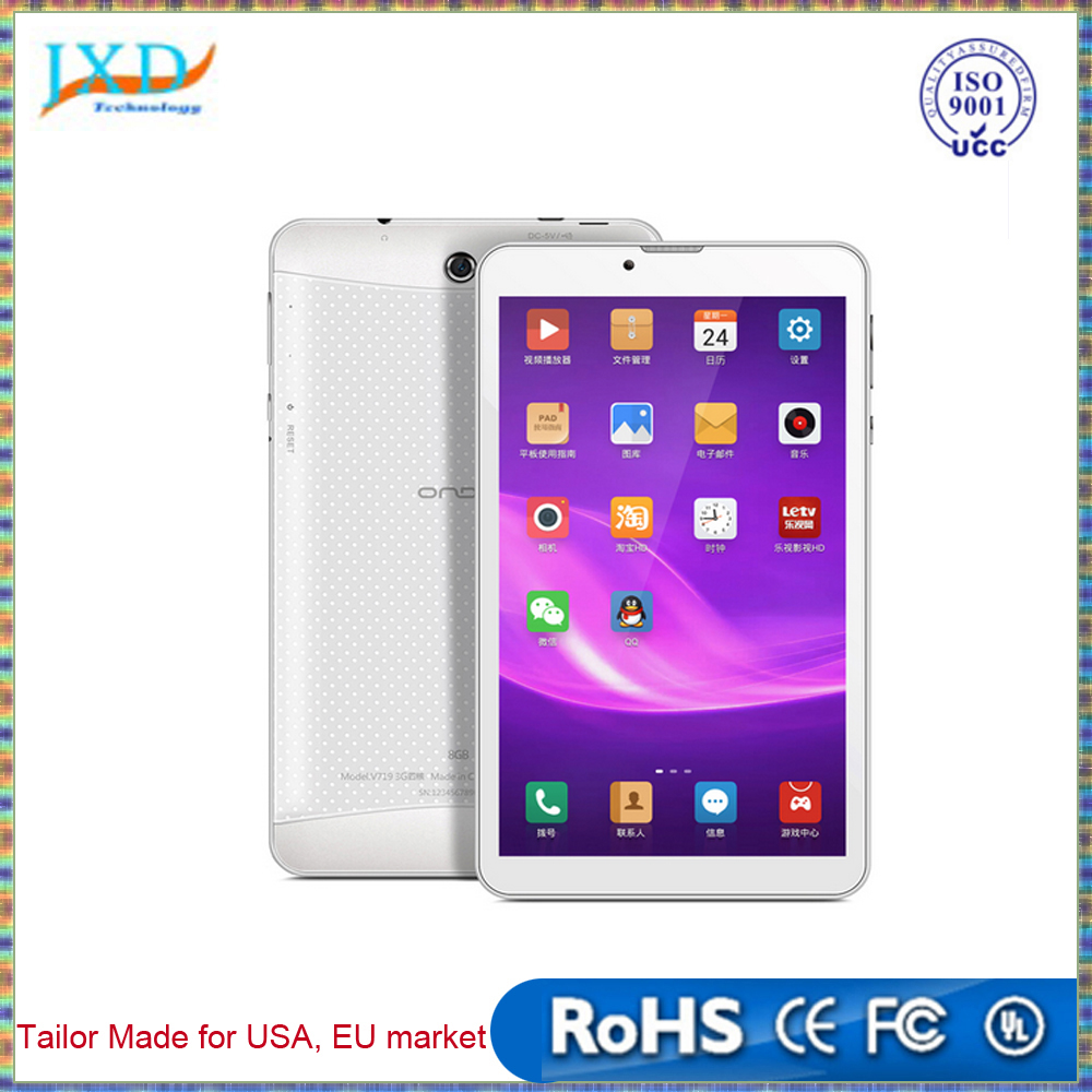 New Arrival 7'' IPS Onda V719 3G S Phone Call Tablet PC Android 5.1 Intel SOFIA 3G-R Quad Core Bluetooth 3G GPS 2.0MP Camera