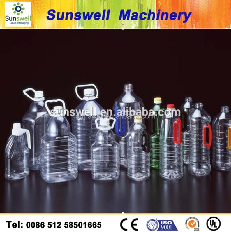 Factory Price China Wholesale Pet Edible Oil Bottle Preform