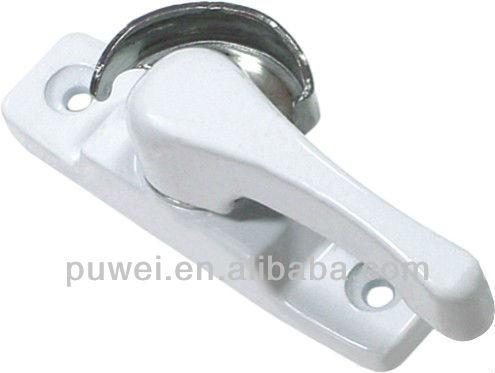 Pvc ou fen tre coulissante en aluminium verrouillage for Fenetre aluminium ou pvc