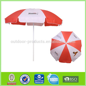 Top quality Sun and rain Aluminum Straight umbrella base water filled