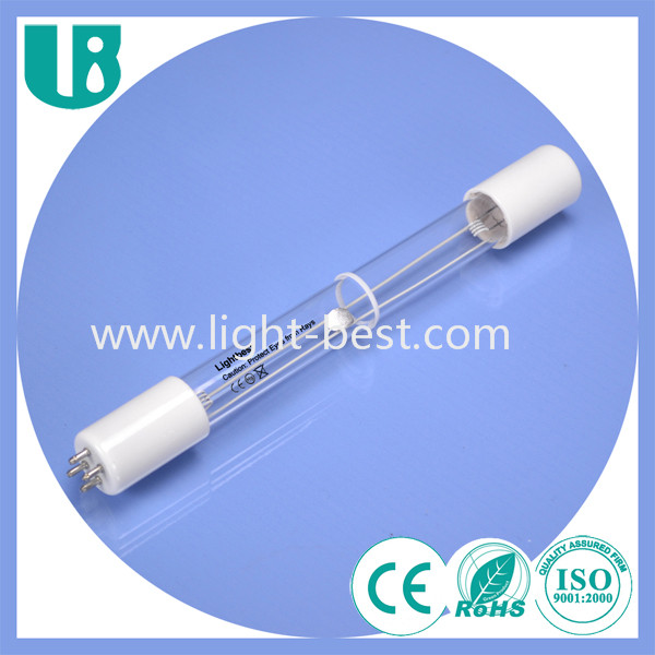 15T 436mm China manufacture High quality UV germicidal Amalgam Lamps for sewage disposal