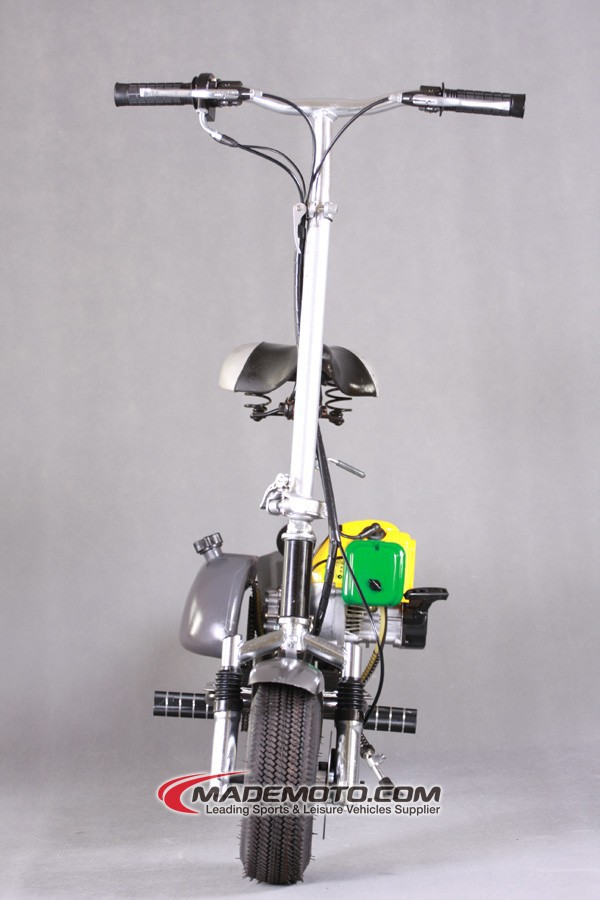Three Wheels 49cc Gas Scooter For Sale Gas Mini Stand Up Scooter For Adults  Gs4905 - Buy 2 Stroke Gas Scooter,49cc Gas Scooter,Motor Gas Scooter